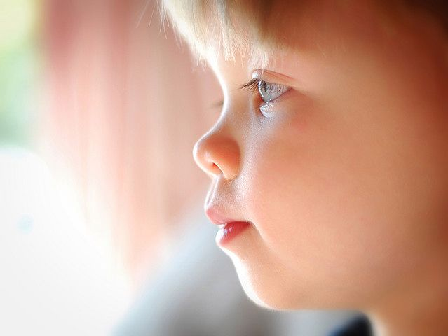 Profil małego dziecka