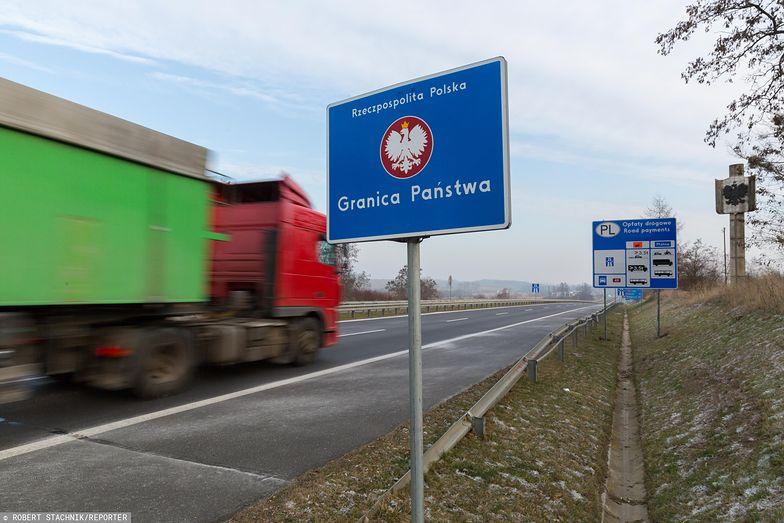 Niemcy grodzą Polskę. Zdumiewające słowa SG