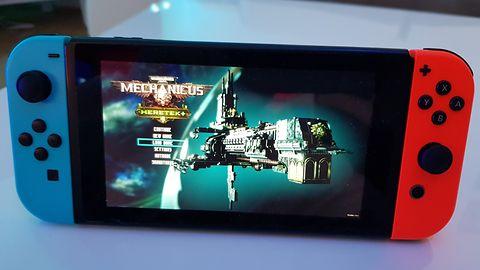 Warhammer 40,000: Mechanicus. Teoretycznie wymarzona turówka na Switcha [RECENZJA]