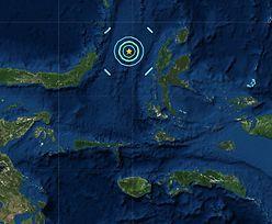 Silne trzęsienie ziemi w Indonezji. Każdy taki wstrząs może wywołać tsunami