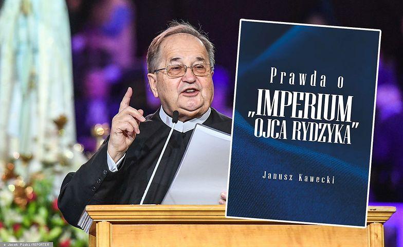 Fundacja ojca Rydzyka wydała książkę o jego imperium.