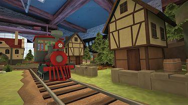 Trains VR – recenzja. Bardzo miła gra na trochę niemiłych goglach