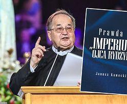 Powstała książka o imperium ojca Rydzyka. Wyjaśnia wszystkie przypisywane mu skandale