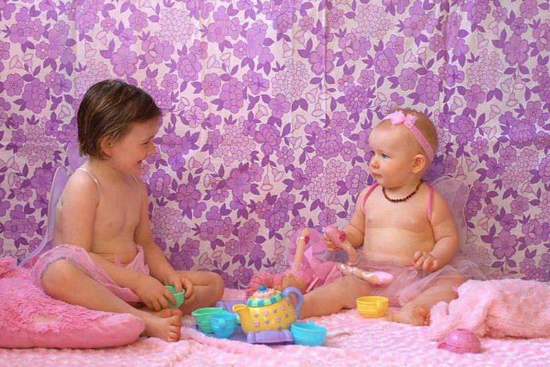 Pokój dla maluszka - rodzeństwo