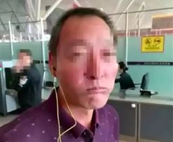 Samolot już miał startować. Zajrzeli do ust i zdębieli na lotnisku
