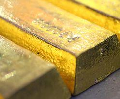 Polskie złoto wraca do domu. Z Wielkiej Brytanii przyjedzie 100 ton