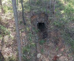 """Australijczyk odkrył kopalnie złota za swoim domem. """"Mało się nie przewróciłem"""""""