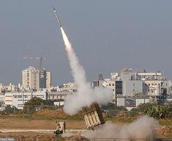 Izrael wzięty na cel po śmierci terrorysty. Poleciało 50 rakiet