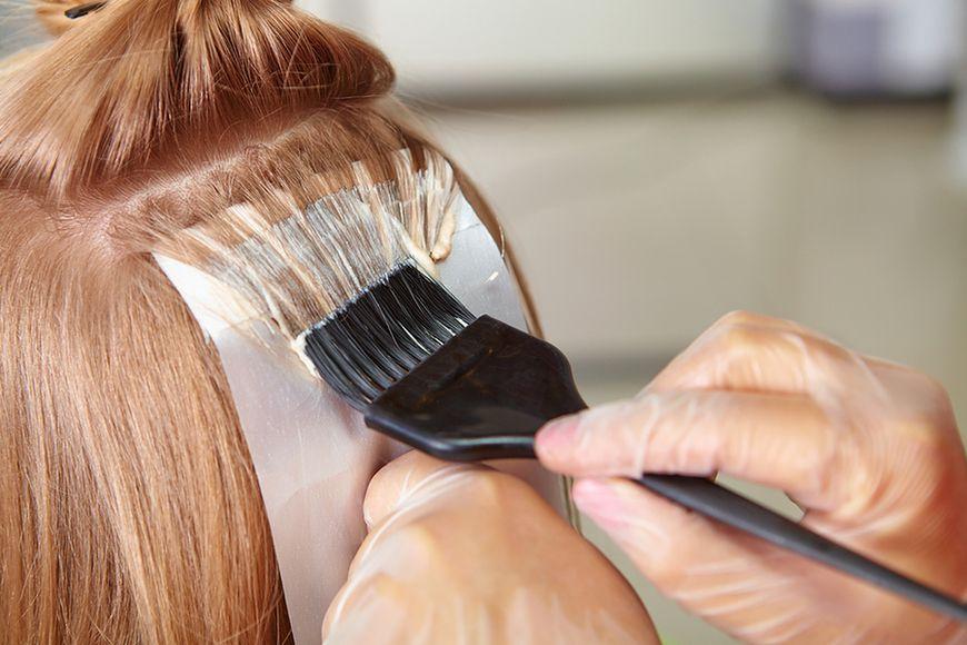 Tanie farby do włosów