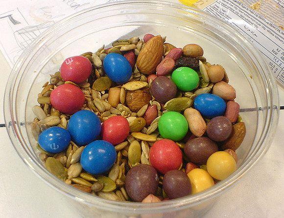 Słodkie przekąski są częstą przyczyną nadwagi i otyłości