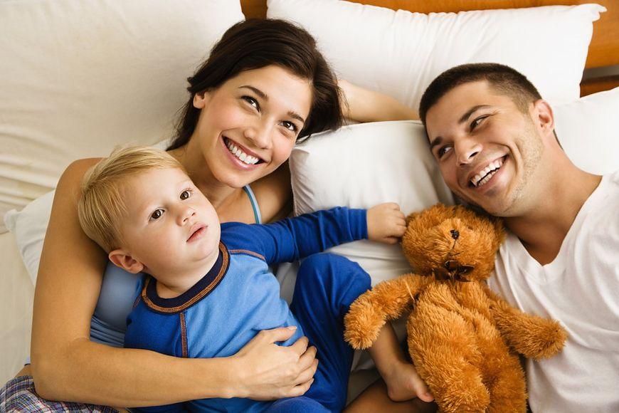 Rozwój dziecka w pierwszym roku życia