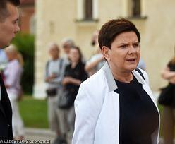 """Beata Szydło oburzona publikacją tabloidu. """"Żądam sprostowania"""""""
