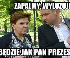 """""""Beata, wyluzuj"""". Wysyp memów o rekonstrukcji rządu"""