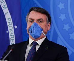 Koronawirus. Brazylia mierzy się z dużym zagrożeniem